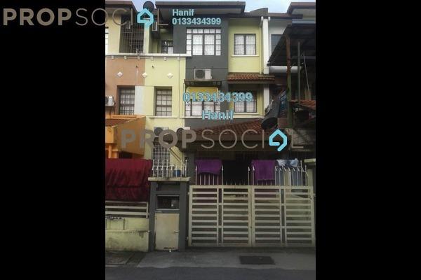For Sale Terrace at Taman Nirwana, Ampang Freehold Semi Furnished 5R/4B 880k