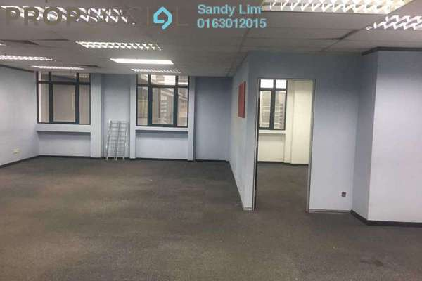 For Rent Office at Wisma UOA II, KLCC Freehold Semi Furnished 0R/0B 4.74k