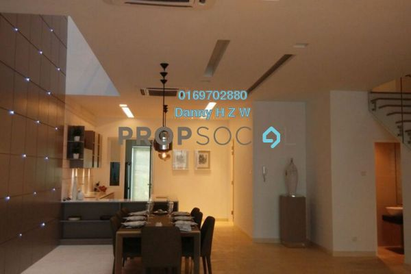For Sale Condominium at Scenaria, Segambut Freehold Unfurnished 4R/4B 1.12m