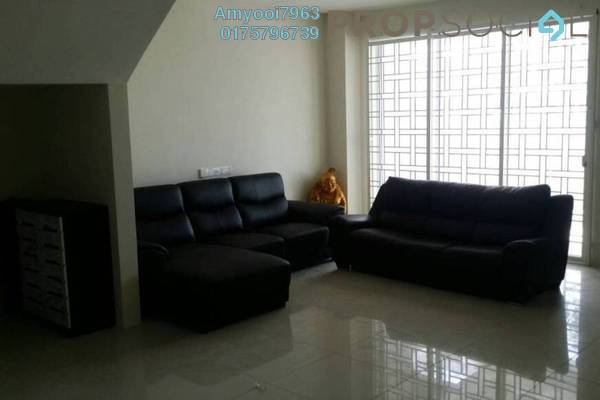 For Rent Terrace at Bandar Tasek Mutiara, Simpang Ampat Freehold Unfurnished 4R/3B 1.1k