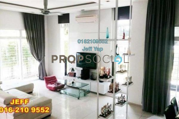 For Sale Semi-Detached at Casa Impiana, Johor Bahru Freehold Fully Furnished 5R/5B 1.88m