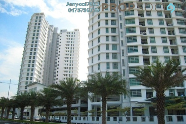 For Rent Condominium at The Brezza, Tanjung Tokong Freehold Fully Furnished 3R/2B 3.8k