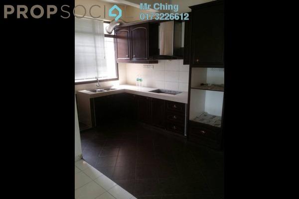 For Sale Condominium at Nilam Puri, Bandar Bukit Puchong Freehold Semi Furnished 3R/2B 350k