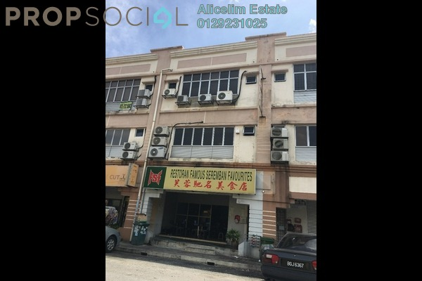 For Rent Shop at SunwayMas Commercial Centre, Kelana Jaya Freehold Unfurnished 0R/1B 1k