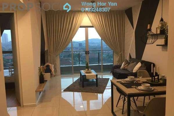 For Rent Serviced Residence at Sunway GEO Residences, Bandar Sunway Freehold Fully Furnished 2R/2B 3.3k