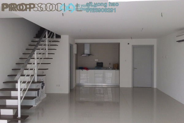 For Rent Duplex at Arte SW, Shah Alam Freehold Semi Furnished 3R/2B 1.6k