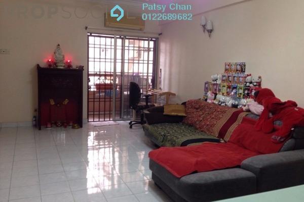 For Sale Condominium at Pelangi Damansara, Bandar Utama Freehold Semi Furnished 3R/2B 450k