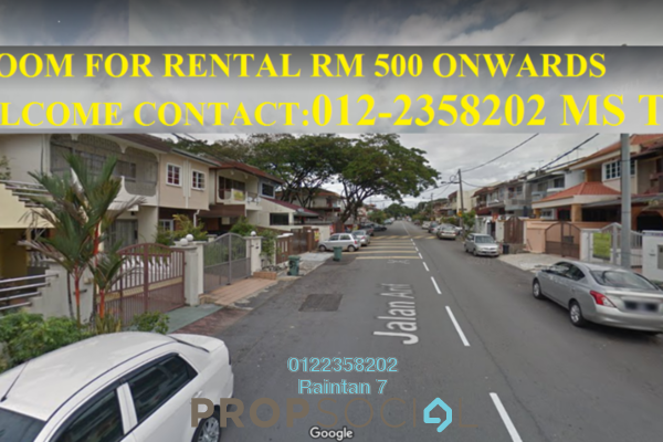 For Rent Terrace at Taman Connaught, Cheras Freehold Fully Furnished 1R/1B 380translationmissing:en.pricing.unit