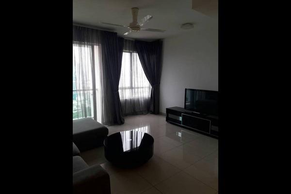 For Rent Condominium at Solaris Dutamas, Dutamas Freehold Fully Furnished 0R/1B 3k