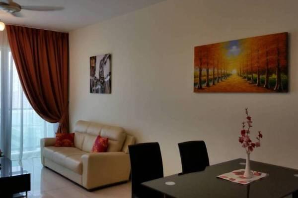 For Rent Condominium at Solaris Dutamas, Dutamas Freehold Fully Furnished 2R/2B 4.35k