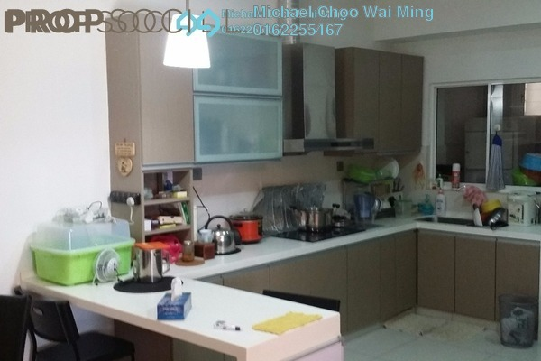 For Sale Condominium at Maxwell Towers, Gasing Heights Freehold Semi Furnished 3R/3B 780k