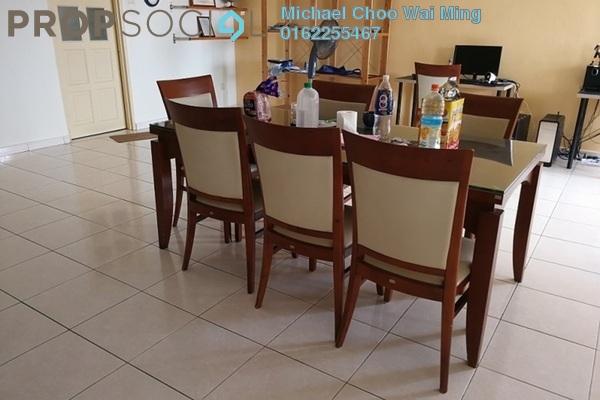 For Sale Condominium at Vista Bayu, Klang Freehold Semi Furnished 3R/3B 575k