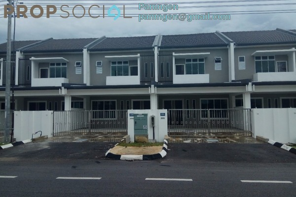 For Sale Terrace at Uni Central, Kuching Leasehold Unfurnished 4R/3B 463k