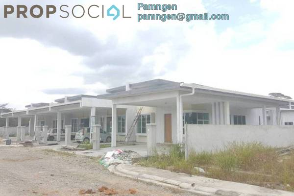 For Sale Terrace at Taman Sinai, Kuching Leasehold Unfurnished 3R/2B 318k
