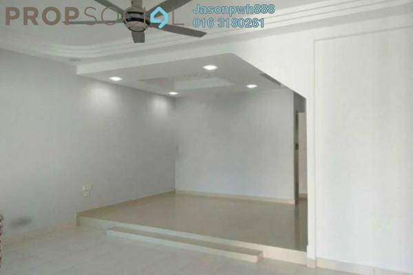 For Sale Terrace at Bandar Parklands, Klang Freehold Semi Furnished 4R/3B 610k