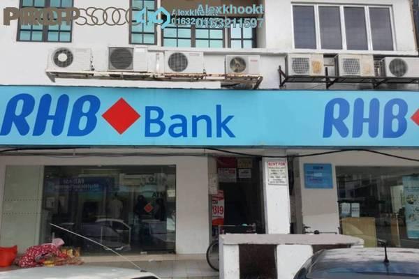 For Sale Office at Bandar Baru Ampang, Ampang Freehold Semi Furnished 1R/1B 180k