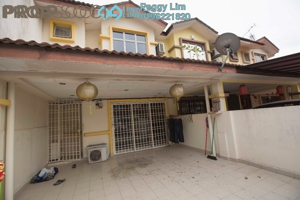 For Sale Terrace at PP 5, Taman Putra Prima Freehold Semi Furnished 4R/3B 448k