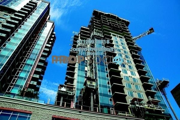 For Sale Condominium at AraGreens Residences, Ara Damansara Freehold Semi Furnished 1R/1B 400k