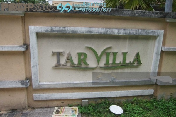 For Rent Condominium at TAR Villa, Setapak Freehold Fully Furnished 3R/2B 1.8k
