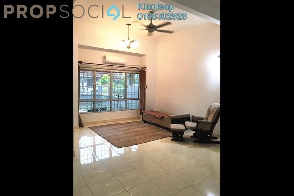 For Sale Terrace at Taman Prima Tropika, Bandar Putra Permai Freehold Semi Furnished 4R/3B 698k