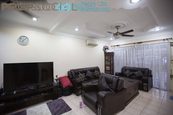 For Sale Terrace at PP 3, Taman Putra Prima Freehold Semi Furnished 4R/3B 645k