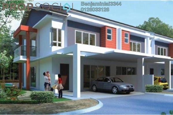 For Sale Terrace at Astana Putra, Bukit Rahman Putra Freehold Unfurnished 4R/3B 493k
