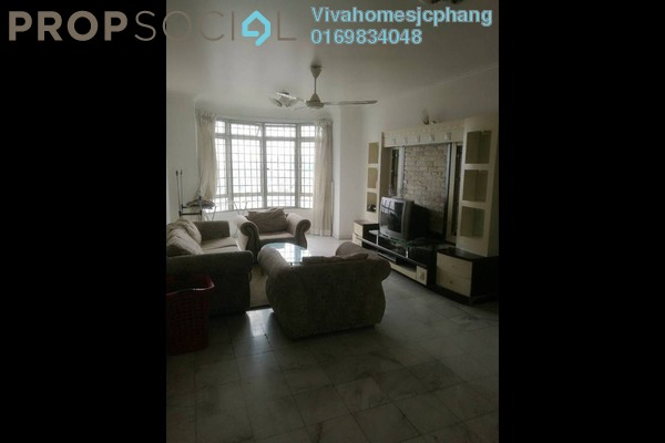 For Rent Condominium at Endah Regal, Sri Petaling Freehold Fully Furnished 3R/2B 2k