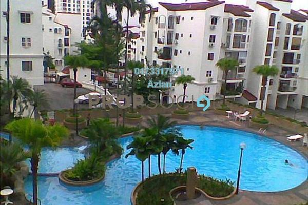 For Rent Condominium at Pantai Hillpark 5, Pantai Freehold Semi Furnished 3R/2B 1.9k