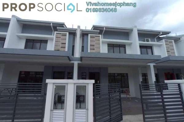 For Sale Terrace at Alpine @ M Residence 2, Rawang Freehold Unfurnished 4R/3B 490k