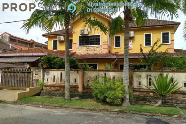For Sale Terrace at Bandar Country Homes, Rawang Freehold Semi Furnished 4R/4B 720k