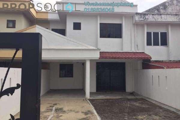 For Sale Terrace at Taman Bukit Rawang Jaya, Rawang Freehold Unfurnished 4R/3B 480k