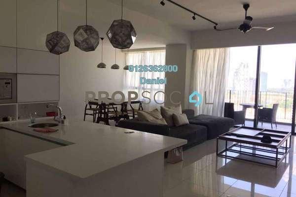 For Sale Condominium at Verdana, Dutamas Freehold Semi Furnished 4R/4B 1.3m