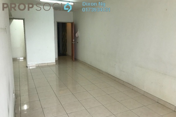 For Rent Apartment at Aliran Damai, Cheras South Freehold Semi Furnished 3R/2B 800translationmissing:en.pricing.unit