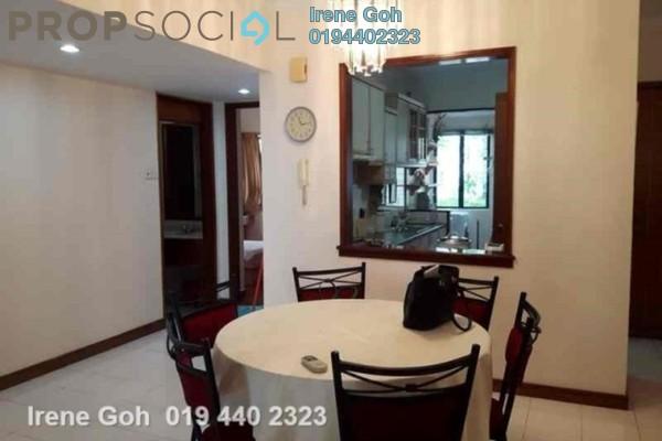 For Rent Condominium at Bellisa Court, Pulau Tikus Freehold Fully Furnished 3R/2B 3.3k