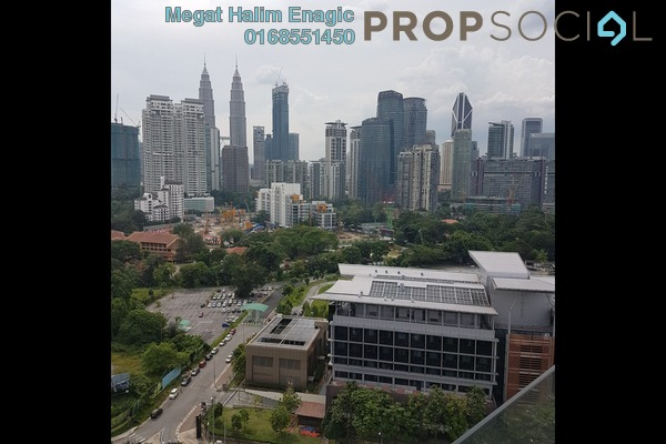 For Rent Condominium at 231 TR, KLCC Freehold Fully Furnished 3R/2B 3.5k