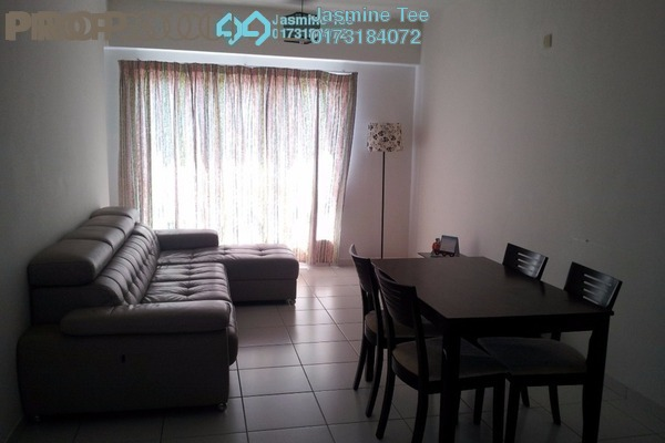 For Rent Condominium at Axis Residence, Pandan Indah Leasehold Fully Furnished 3R/2B 1.8k