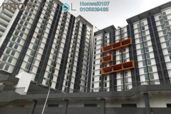 For Rent Condominium at V12 Sovo, Shah Alam Freehold Semi Furnished 2R/1B 900translationmissing:en.pricing.unit