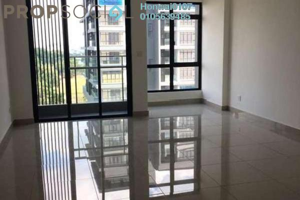 For Rent Condominium at Paramount Utropolis, Glenmarie Freehold Fully Furnished 1R/1B 1.2k