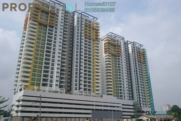 For Rent Condominium at Bayu Sentul, Sentul Freehold Unfurnished 3R/2B 1.45k