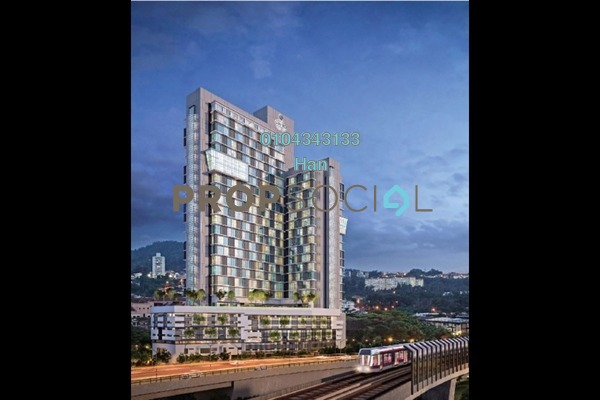 For Sale Duplex at Cheras Business Centre, Cheras Freehold Unfurnished 0R/0B 269k