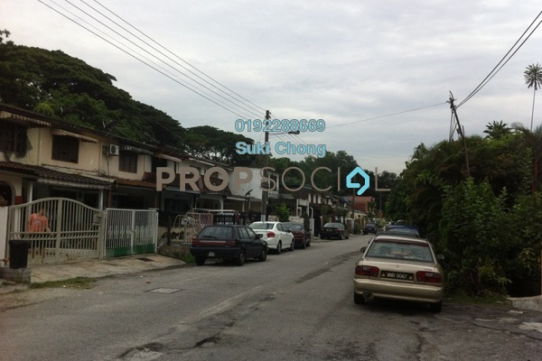 For Sale Terrace at Taman Castlefield, Sungai Besi Freehold Unfurnished 2R/1B 368k