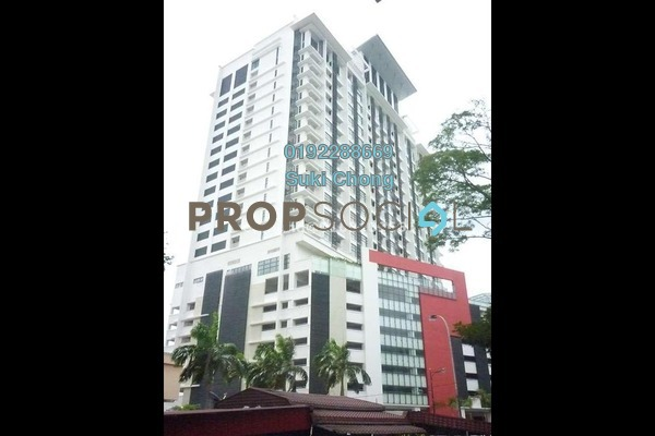 For Sale SoHo/Studio at Pertama Residency, Cheras Freehold Fully Furnished 1R/1B 388k