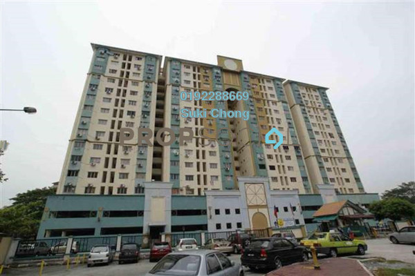 For Sale Condominium at Prisma Cheras, Cheras Freehold Unfurnished 3R/2B 335k