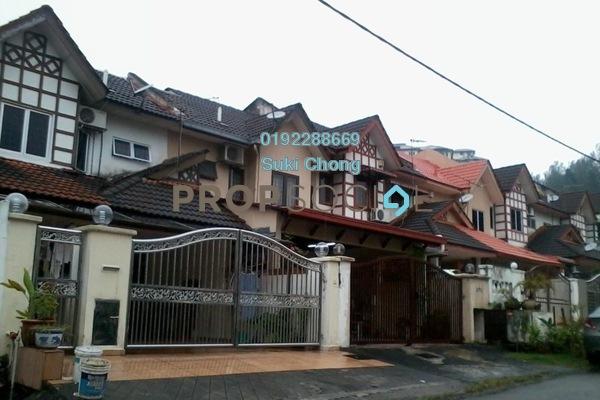 For Sale Terrace at Taman Bukit Indah, Ampang Freehold Unfurnished 4R/3B 548k