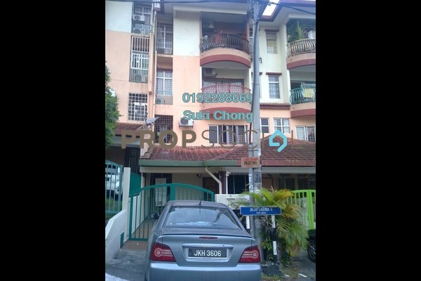 For Sale Townhouse at Taman Lagenda Mas, Cheras South Freehold Unfurnished 3R/2B 428k