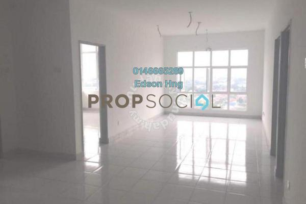 For Sale Condominium at M3 Residency, Gombak Freehold Unfurnished 4R/3B 500k