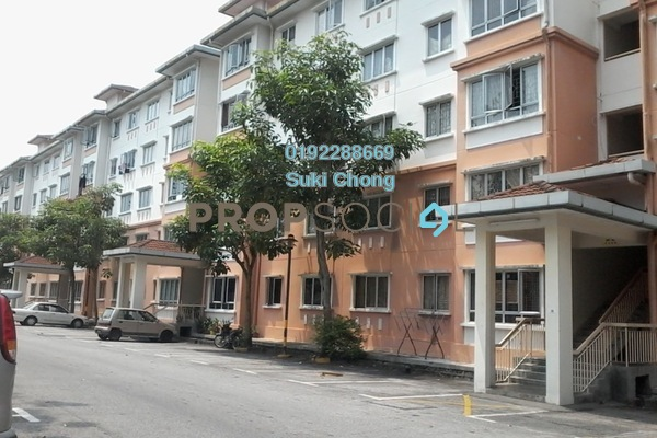 For Sale Apartment at Desa Tanjung Apartment, Bandar Puteri Puchong Freehold Unfurnished 3R/2B 300k