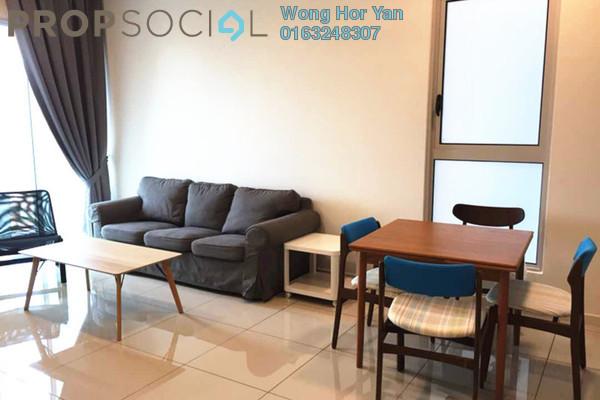 For Rent Serviced Residence at Sunway GEO Residences, Bandar Sunway Freehold Fully Furnished 2R/2B 3k