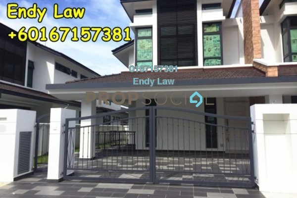 For Sale Semi-Detached at Freesia Residences, Damansara Perdana Freehold Unfurnished 5R/5B 1.1m