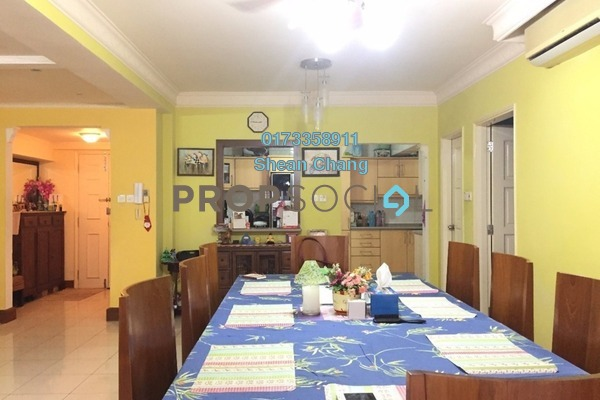 For Sale Condominium at Laman Suria, Mont Kiara Freehold Fully Furnished 4R/3B 1.2m